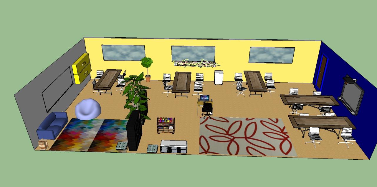 Vygotsky Classroom Design ~ Experience design